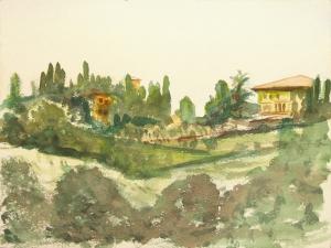 Florenz Landschaft 2