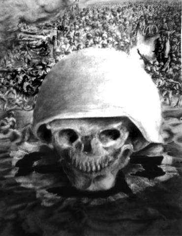 Finale Umarmung 1945