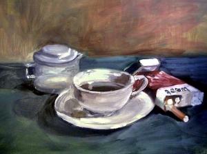 Kaffe und West