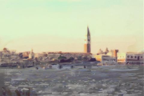 Venedig Campanile 2