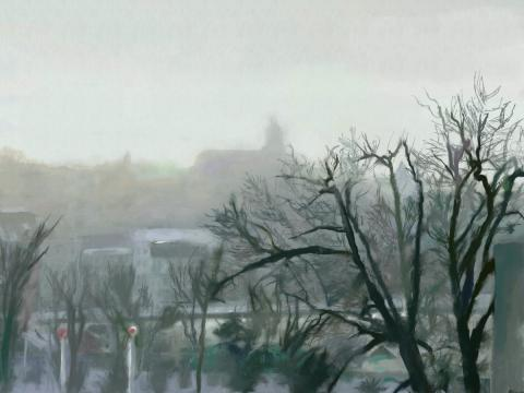Flensburg Winter 1