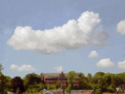 Flensburg Clouds 5