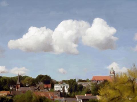 Flensburg Clouds 6