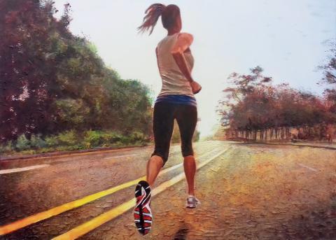 I Won't Run Far