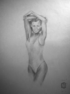Carmen Skizze 4