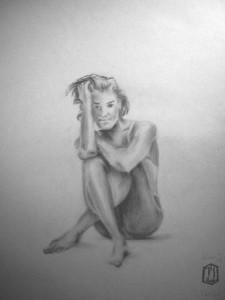 Carmen Skizze 6