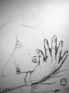 Hand Skizze 19
