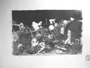 Müll Skizze 2