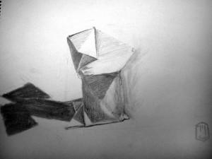 Papier Skizze 1