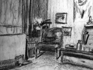 Zimmer Skizze 3