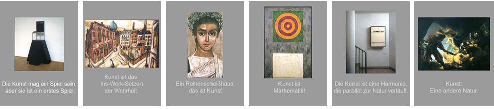 Jens H. Westermann Was ist Kunst