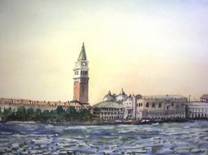 Venedig Campanile 1