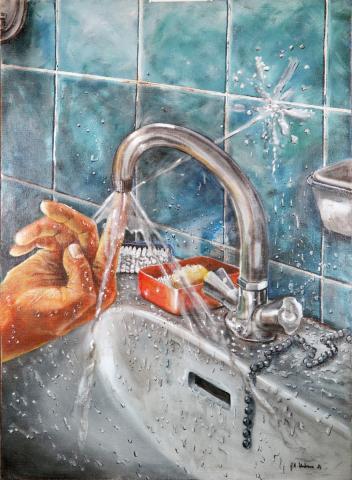 Wasserhahn 1