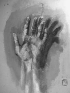 Hand Skizze 12