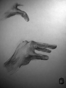 Hand Skizze 17